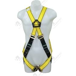 MSA Workman® Crossover Harness Steel - Size S