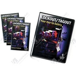 Lockout Tagout DVD Training Kit
