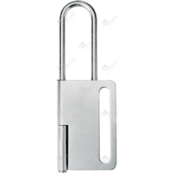 Master Lock Heavy Duty Steel Hasp Lockout with 17mm Shackle Clearance