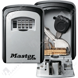 Master Lock 5401D Select Access Wall Mount Key Safe 4 Digit Combination