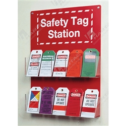 Safety Tag Station