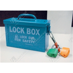Lock Box with Window