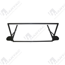 Pilot Vehicle Oversize Load Ahead Frame 1200mm x 600mm Sign Panel
