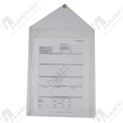 Hartac Permit Document Holder - A3 Size