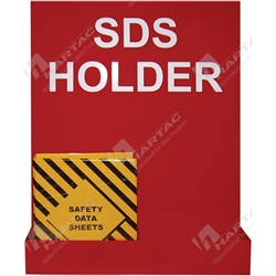 SDS Holder - Red