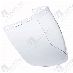 Frontier Hi Impact Visor Replacement - Clear