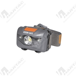 Multi Function Head Lamp with 3 Watt Bulb