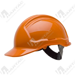 Force360 Economy Unvented Hard Hat with 6 Point Poly-Cradle Harness Type 1