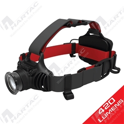 Light2 LED Head Lamp Rechargeable Series - 420 Lumens