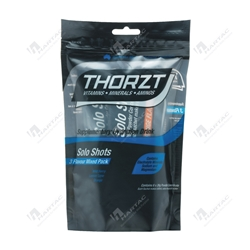 Thorzt Low GI Solo Shot 26g Sachet Electrolyte Mix (Makes 600ml) - 3 Fruits Mixed Packs