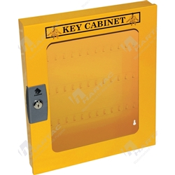 Key Cabinets with Clear Front (Holds 60 Keys)