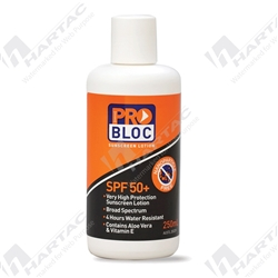 ProChoice 250ml Flip Top Bottle SPF 50+ Sunscreen