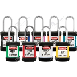 Master Lock S31 Series Stainless Steel Shackle Safety Padlock