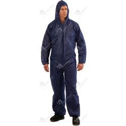 ProChoice Blue Disposable Coveralls