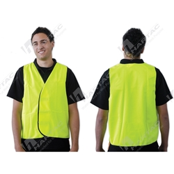ProChoice Fluoro Yellow Day Use Safety Vest