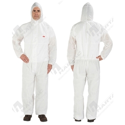 3M™ 4515 Coverall White Type 5/6