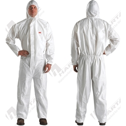 3M™ 4510 Coverall White Type 5/6