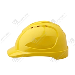 ProChoice V9 Unvented Hard Hat with PinLock Harness
