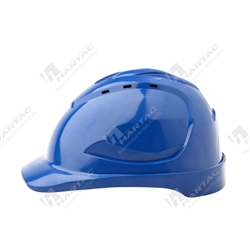 ProChoice V9 Vented Hard Hat with PinLock Harness