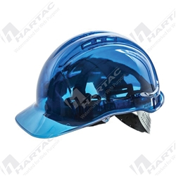 Frontier Premium Vented Clearview Hard Hat