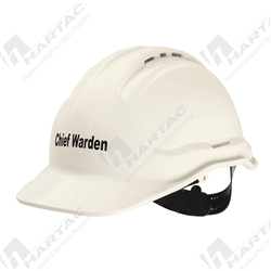 Frontier Tuffgard Vented Hard Hat