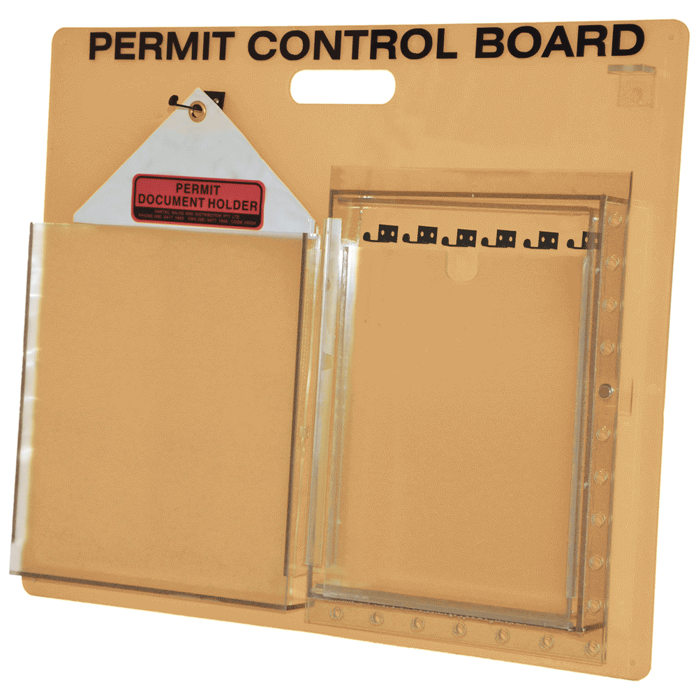 Permit Holders & Control  Boards