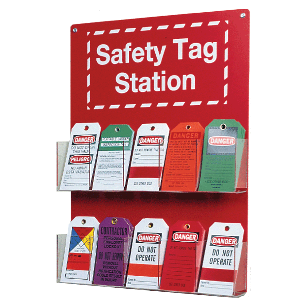 Tags Station and Accessories