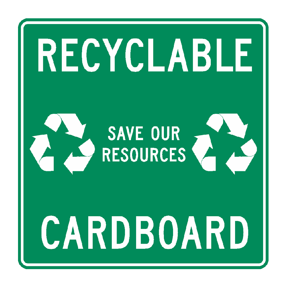 Recycle & Environment Signs