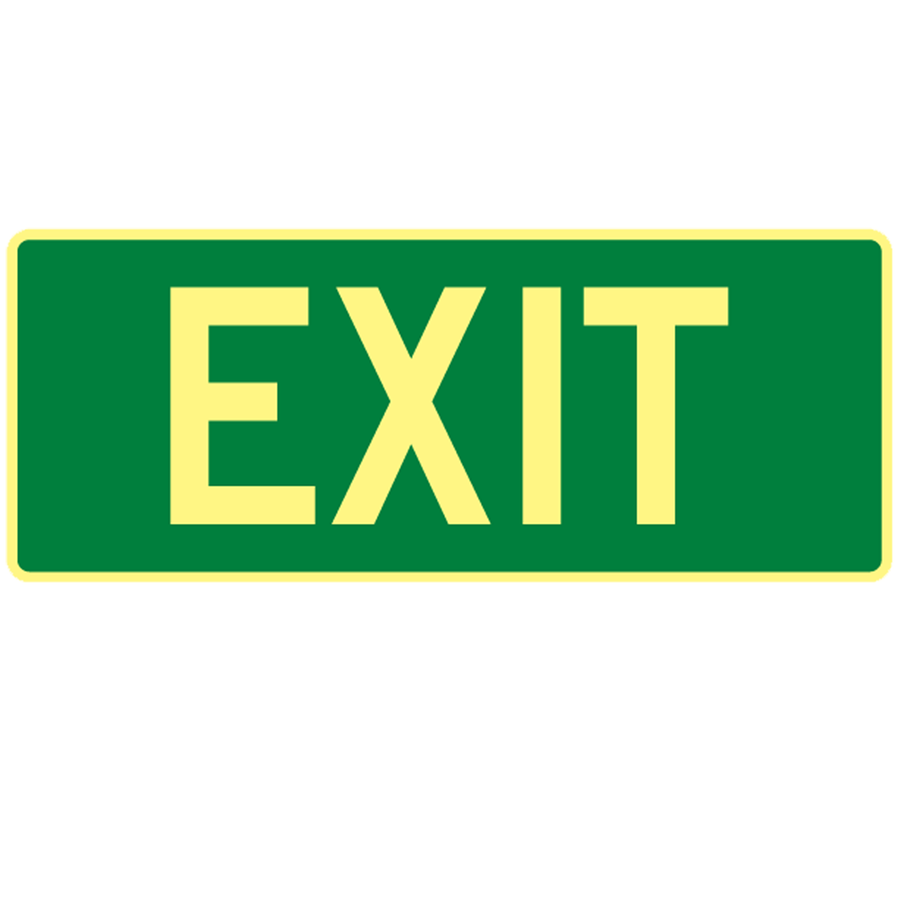 Emergency Info/Exit Signs &  Stickers