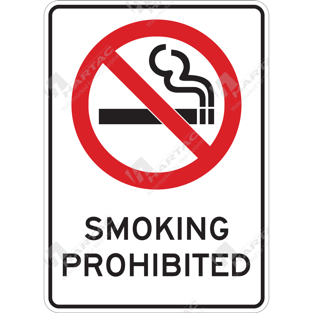 No Smoking/Flammable Signs