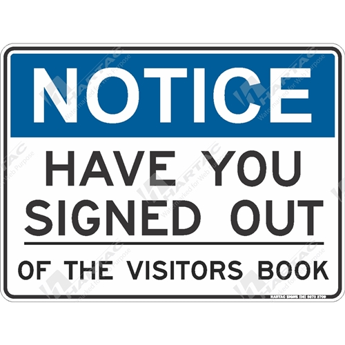 visitors sign in book