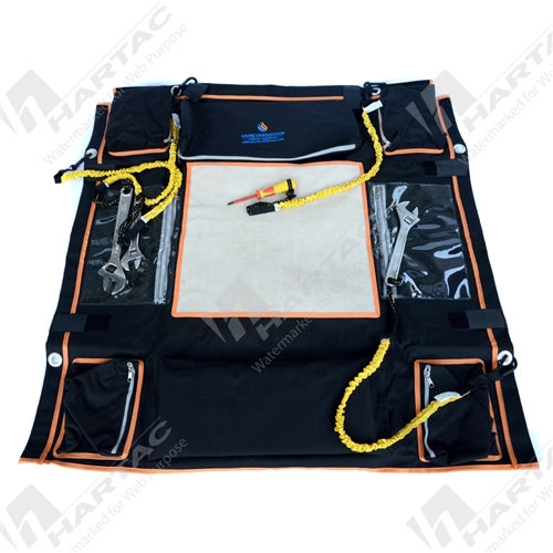 Drop Mat with Tools