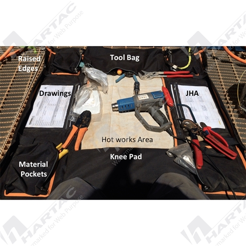 Dropmat with Tools
