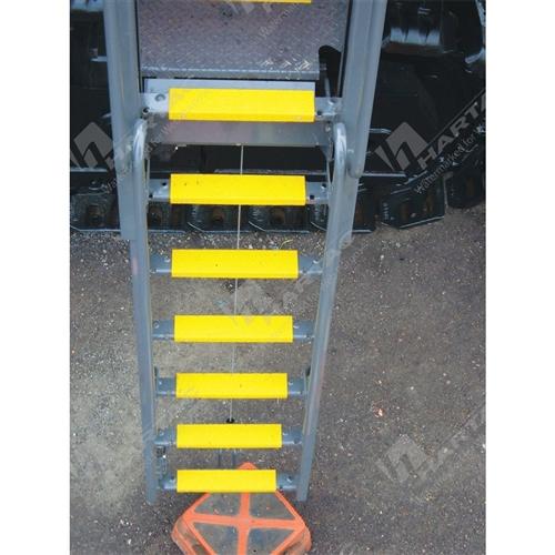 Stair Ladder Deck Anti Slip Anti Slip Ladder Rung