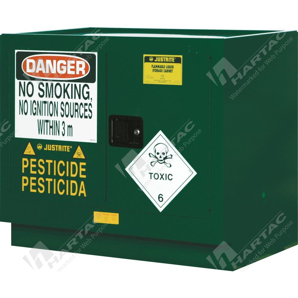 Product Code AU25748P. Pesticide Storage Cabinet ...  sc 1 st  Hartac & Pesticide Storage - Pesticide Storage Cabinet 2 Shelves 2 Doors 100L ...