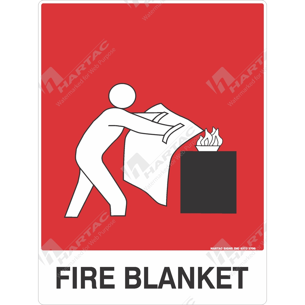 how to use a fire blanket australia