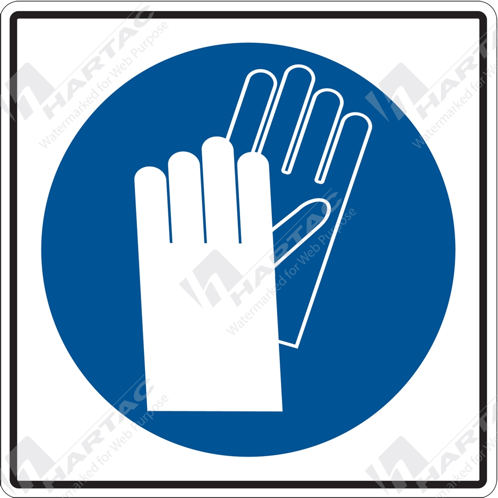 Mandatory Pictograms Mandatory Sign Pictograms Hand Protection