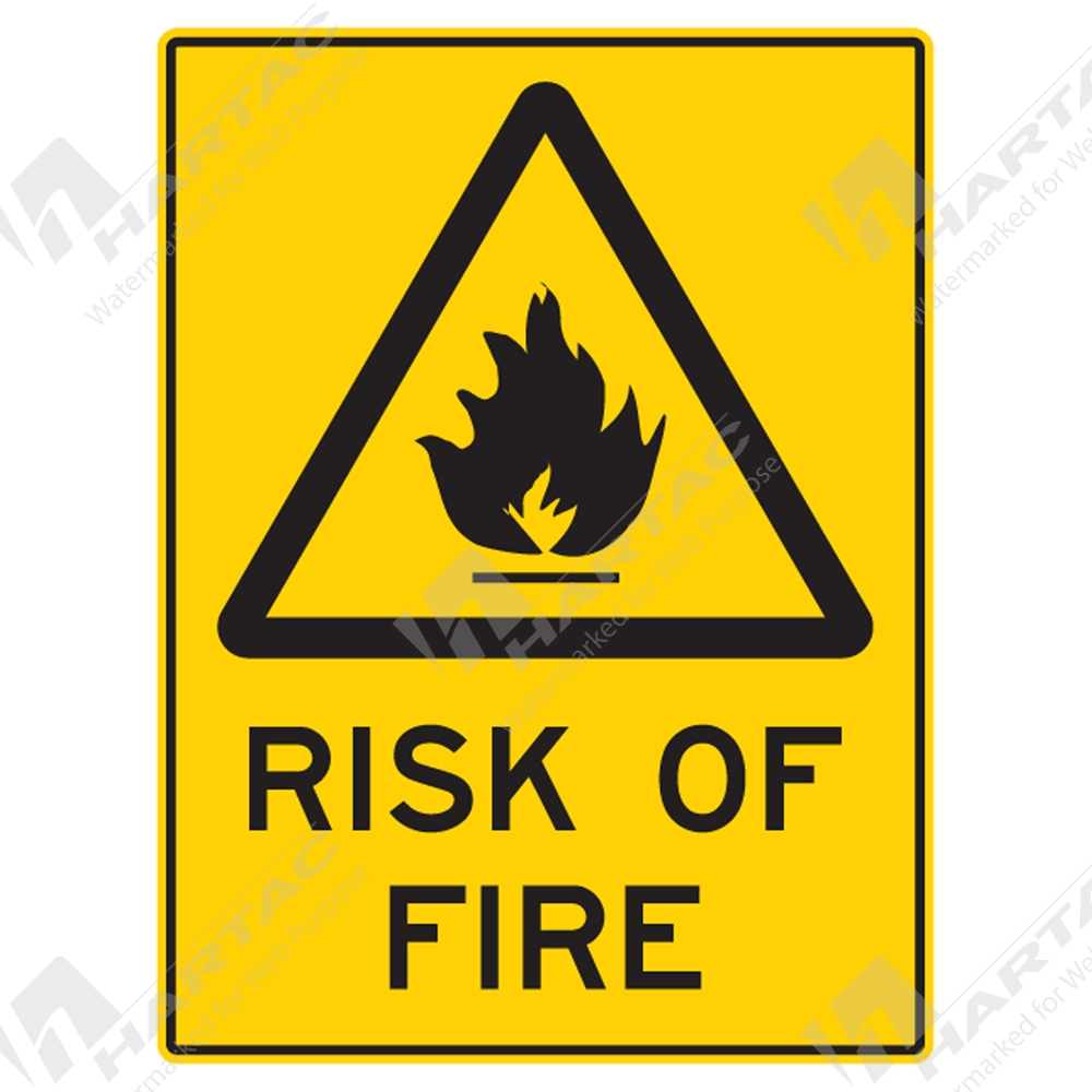 Warning signs stickers warning sign risk of fire company material please selectselect biocorpaavc Gallery